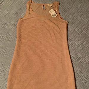 Dresses & Skirts - Forever 21 light pink body con dress